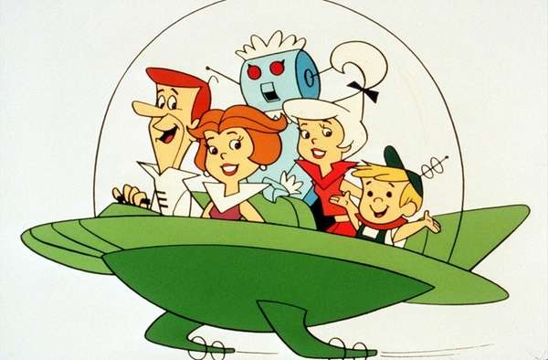 """The Jetsons"" promotional image."