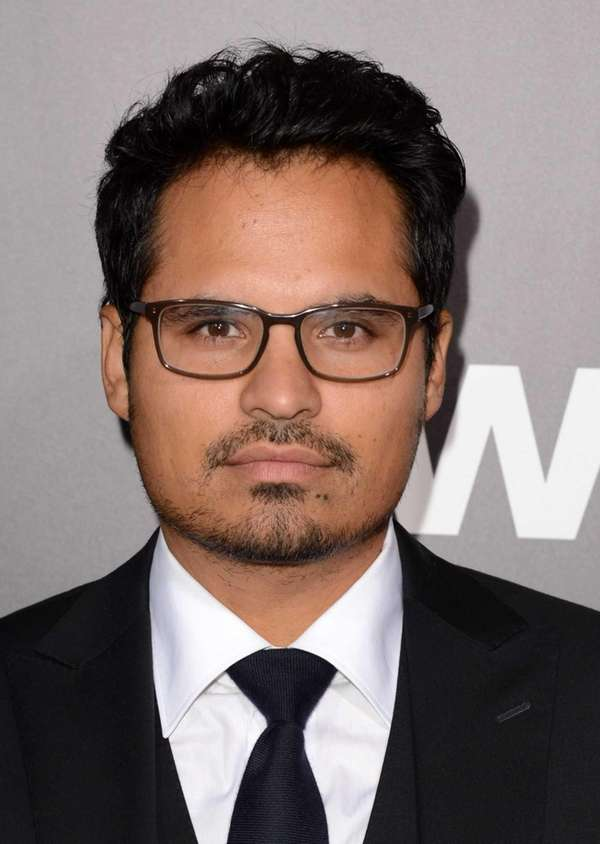 Actor Michael Pena arrive at the premiere of
