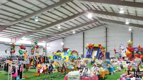 The Kids Kloset consignment sale starts Friday, Sept.