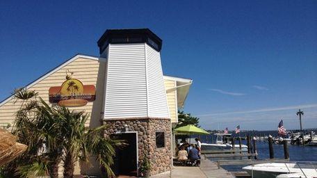 Tres Palms restaurant in Babylon. (Sept. 2012)