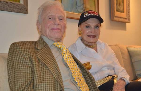 Ervin and Edith Drake, of Great Neck, have