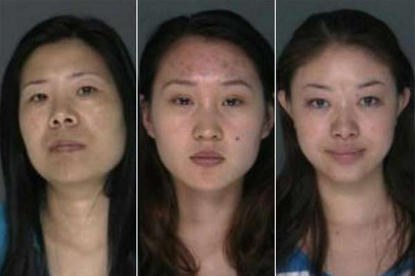 NEWSDAY COMPOSITE: Three women, Xiu-Fang Ye, 40, Lina