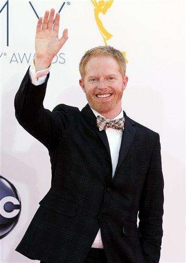 "Jesse Tyler Ferguson, of ABC's ""Modern Family,"" arrives"