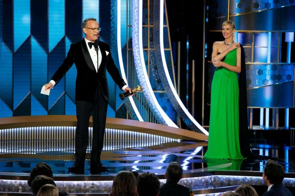 This image released by NBC shows Tom Hanks