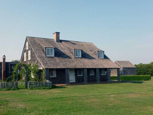 The Second House Museum in Montauk. (Aug. 20,