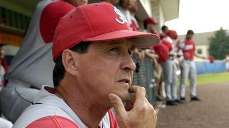 Hofstra vs. St. John's baseball at Hofstra. St.