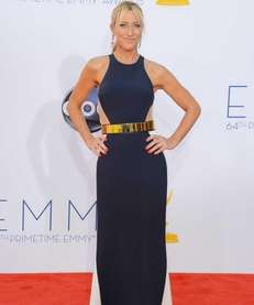 Edie Falco, Purchase: Actress Edie Falco arrives at