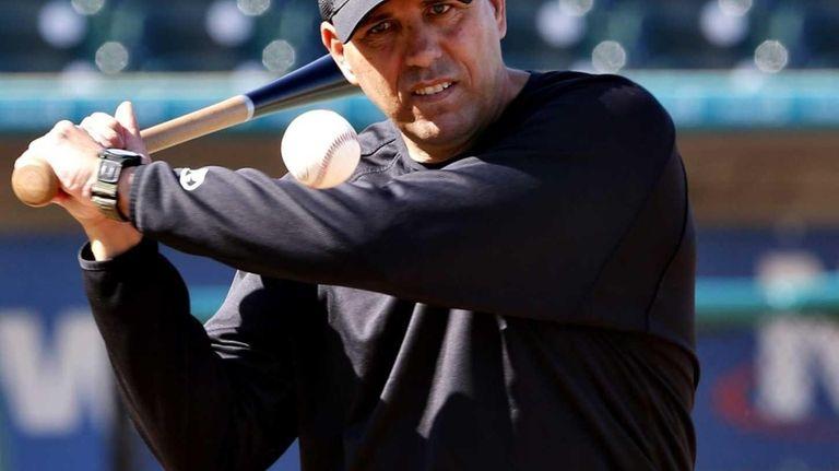 Long Island Ducks manager Kevin Baez. (Sept. 24,