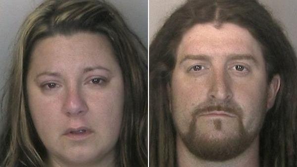 Michelle Pagliarulo, 37, and Andrew Pagliarulo, 34, both