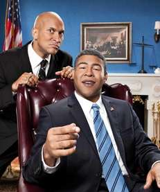 Keegan-Michael Key and Jordan Peele, shown here portraying