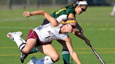 Ward Melville's Sam Nemirov makes a move that