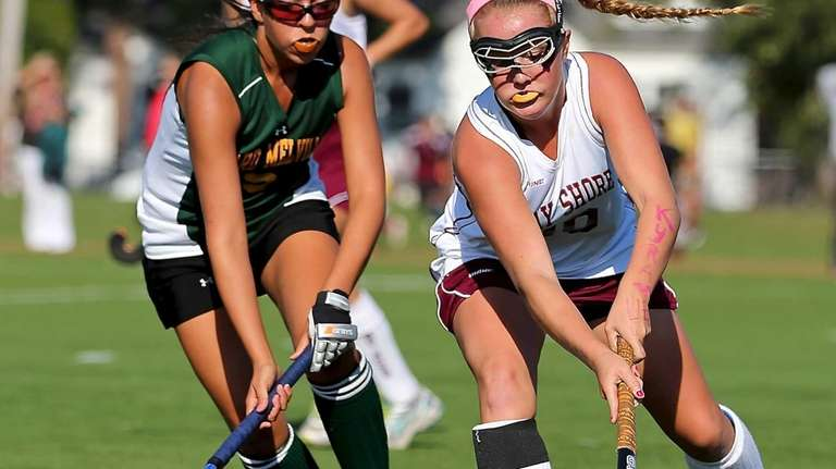 Bay Shore's Kyra Harney looks to move past