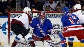 Newsday Rangers beat writer Colin Stephenson talks about Rangers rookie