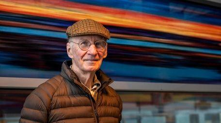 Roy Nicholson is a Sag Harbor artist whose