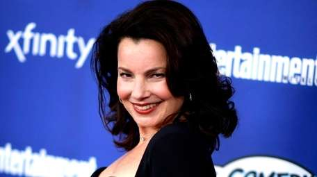 Fran Drescher is co-writing the book for the