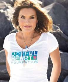 Actress Mariska Hargitay is asking you to be