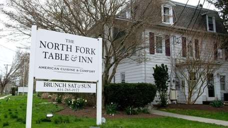 The North Fork Table & Inn in Southold.