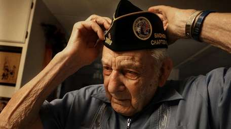 Jack Van Eaton, 95, is a survivor of
