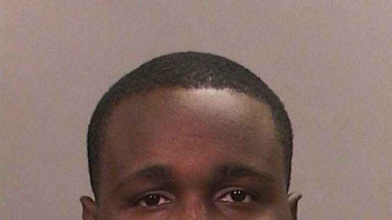 Bentley Sanon, 29, of Huntington Station, faces drug