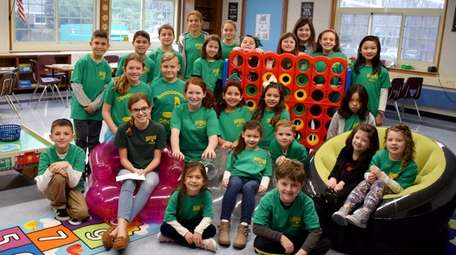 In East Setauket, Nassakeag Elementary School recently hosted