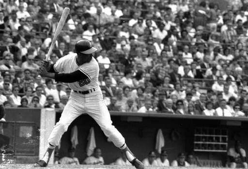 1966: FRANK ROBINSON | Baltimore Stats: .316 average,