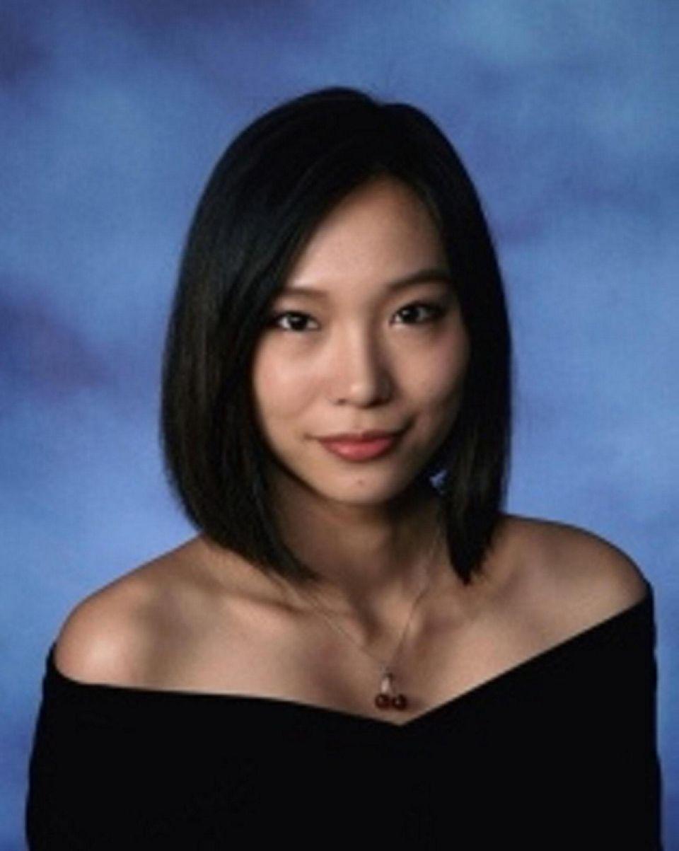 Stephanie Lin of Smithtown High School West is
