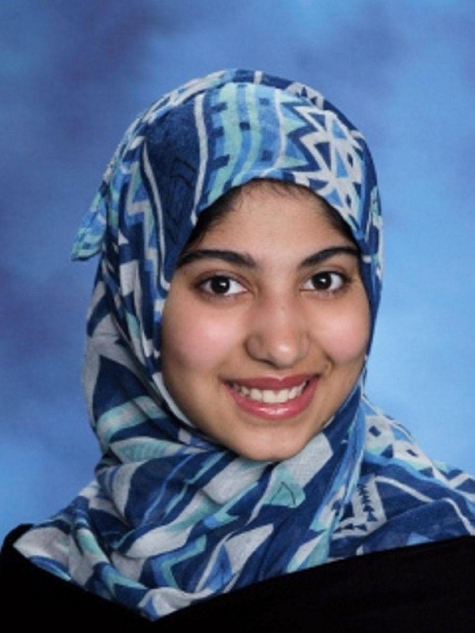 Mariam Quraishi of Ward Melville High School in
