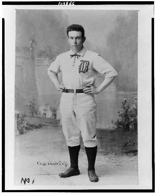 1894: HUGH DUFFY | Boston Stats: .438 average,