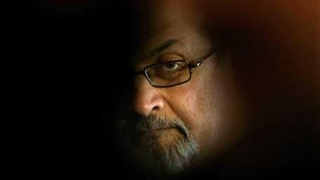 Salman Rushdie recounts his decade in hiding in