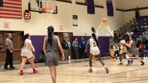 Highlights of Sewanhaka's 63-50 home victory over Bellmore