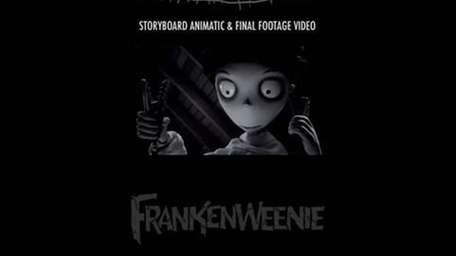 'Frankenweenie: An Electrifying Book'