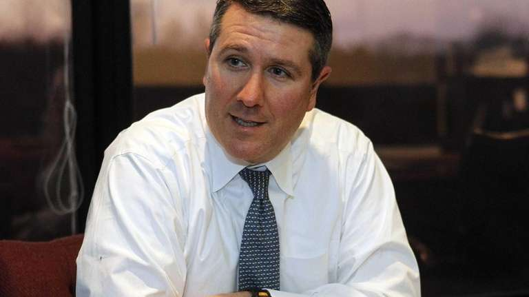 Mark Lesko, seen at an event in January,