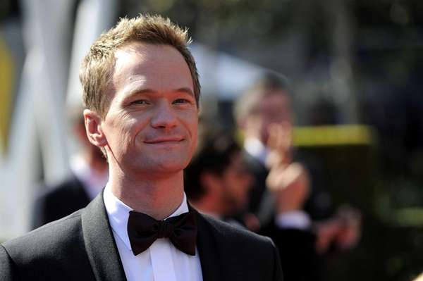 Neil Patrick Harris arrives at the 2012 Creative