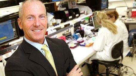 John J. Sperzel, former CEO of Chembio Diagnostics,