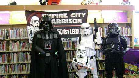 Star Wars Reads Day will take place Saturday,