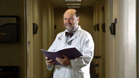 Dr. Marc S. Jacobson, the director of pediatric