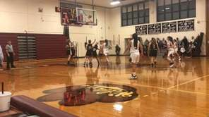 Junior guard Dana McGowan discusses Whitman's 39-26 victory
