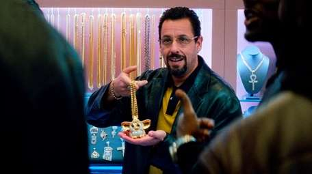 "Adam Sandler as Howard Ratner in ""Uncut Gems."""