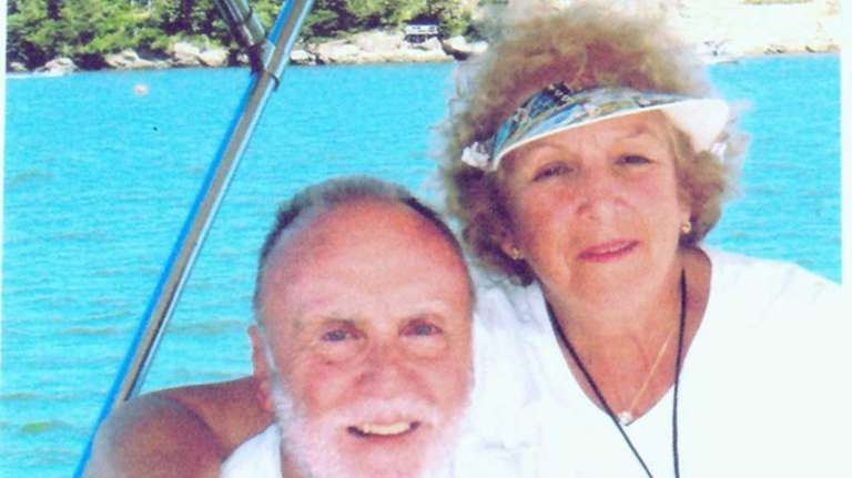 Mort and Joan Fortgang as seen in a