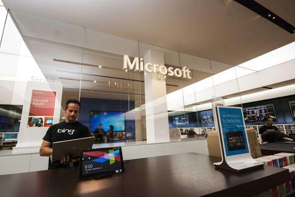 Microsoft opens its first Long Island store on