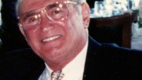World War II veteran Alexander Benisatto died at