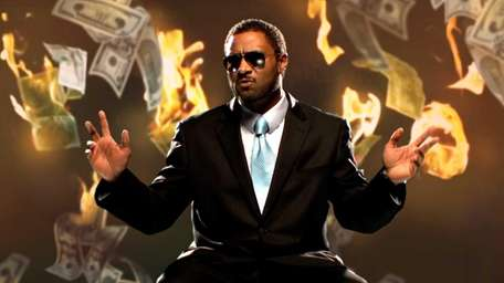 Andre Rison featured in ESPN's documentary film