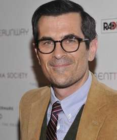 """Modern Family"" star Ty Burrell attends The Cinema"