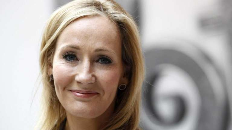 J.K. Rowling. Her first novel for adults,