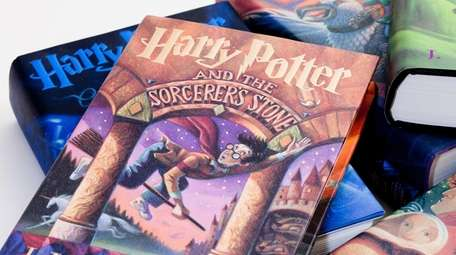 """""""Harry Potter and the Sorcerer's Stone"""" is No."""