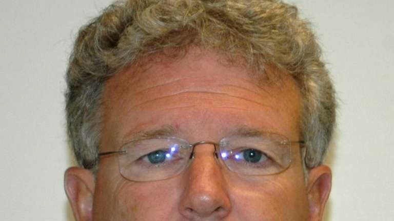Gerard Timoney, 54, of Rockville Centre, was arrested