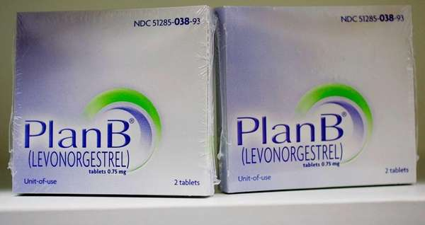 The Plan B pill, also known as the