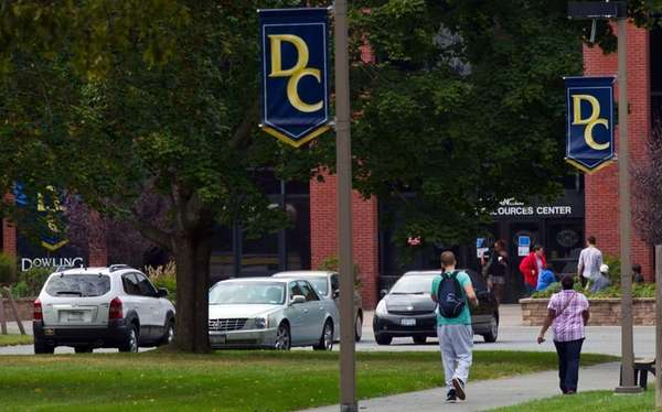Dowling College's Rudolph Campus in Oakdale. (Sept. 27,