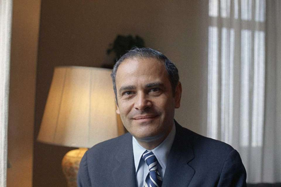 This March 2, 1973 file photo shows New