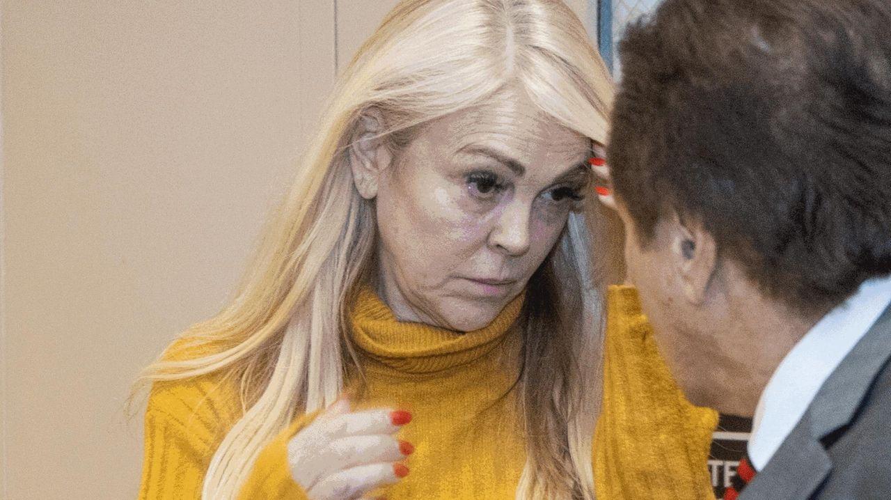 Dina Lohan, the mother of actress Lindsay Lohan,